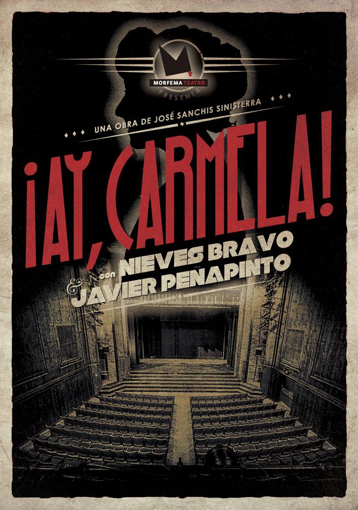 Rodrigo-Cornejo-Diseño-Imagen-Comunicacion-Arte-y-Cultura-Pintura-Grabado-Ilustracion-Carteles-Morfema-Teatro-Ay-Carmela-01
