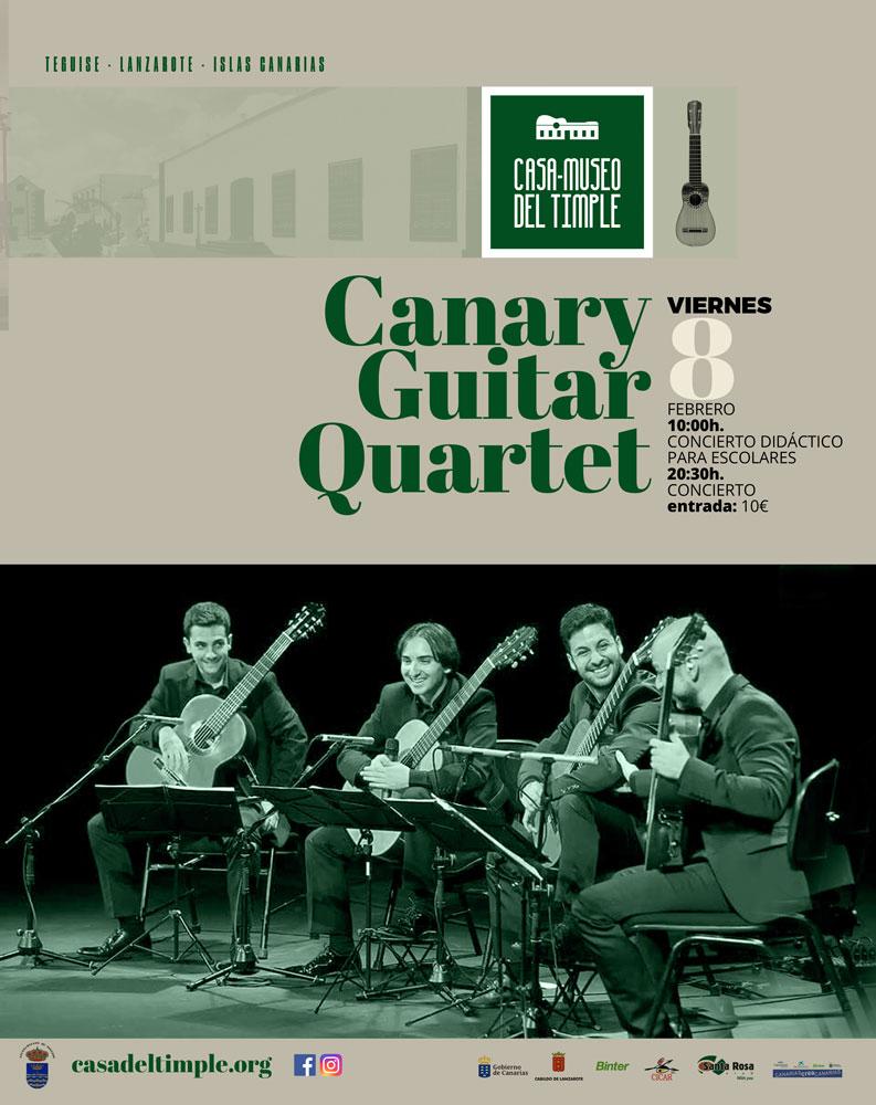 Rodrigo-Cornejo-Diseño-Imagen-Comunicacion-Arte-y-Cultura-Pintura-Grabado-Ilustracion-Carteles-Casa-del-Timple-Canary-Guitar-Quartet