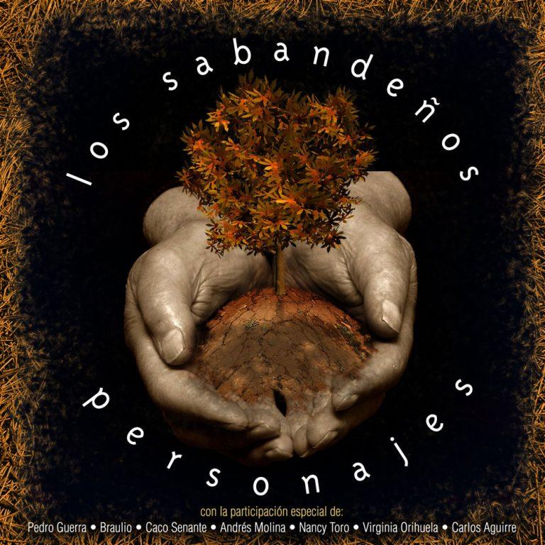 Rodrigo-Cornejo-Diseño-Imagen-Comunicacion-Arte-y-Cultura-Pintura-Grabado-Ilustracion-Los-Sabandeños-Personajes-Cd-Cover-01