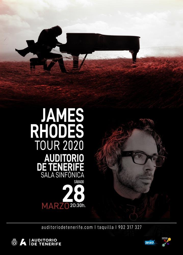 Concierto James Rhodes